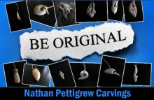 Nathan Pettigrew Carvings